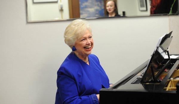Coaching the Next Generation of Opera Singers